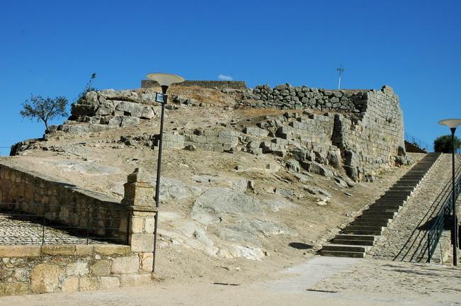 Idanha a Nova   Ruinas do Castelo
